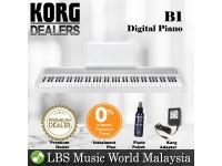 Korg B1 88 Keys Digital Piano White (B-1)