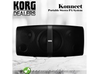 Korg KONNECT 180 Watt Portable Stereo PA System with Bluetooth