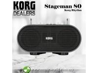 Korg Stageman 80 Drum Rhythm Machine Performance Partner