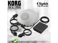 Korg CLIPHIT Clip Digital Drum Kit Electronic Drum Kit (CH01)