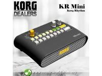 Korg KR mini Drum Rhythm Machine Performance Partner for Practice