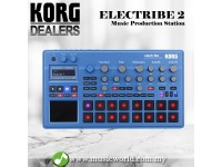 Korg Electribe 2 Music Production Blue (Electribe2)