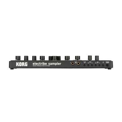 Korg Electribe 2S Sampler Music Production Station Midi Controller Black (Electribe2s)