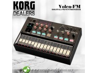 Korg Volca-FM Synthesizer Module with Sequencer Midi Controller