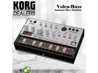 Korg Volca Bass Analog Bass Synth Module and Sequencer Midi Controller