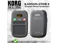 Korg kaossilator 2S Handheld Synthesizer with Touchpad Recording & Loop (Kaossilator2s)