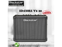 Blackstar ID Core Stereo 20 V2 Guitar Amplifier Black (IDCORE20)