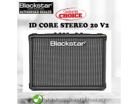 Blackstar ID Core Stereo 40 V2 Guitar Amplifier Black (IDCORE40)