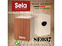 Sela SE 037 Cajon Quick Assembly Kit Box Drum Percussion  (SE037)