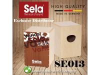 Sela SE 013 Snare Varios Cajon Brown Box Drum Percussion (SE013)