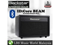 Blackstar ID:Core BEAM Electric Acoustic Bass Guitar Bluetooth Amplifier Amp with Effect (ID CORE-BEAM)