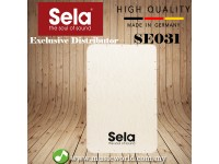 Sela SE 031 White Pearl Thin Splash playing surface CaSela Wave Cajon *Surface Only (SE031)