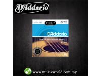 D'addario EXP16 Coated Phosphor Bronze, Light, Daddario Acoustic Guitar Strings