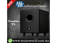 "PreSonus Temblor T8 8"" Powered Studio Active Subwoofer Studio Monitor Speaker Cabinet with built in crossover ( T 8)"