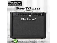 "Blackstar ID:260 TVP 60+60 Watt 2X12"" Guitar Amplifier Amp With Effect (ID260TVP)"