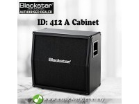 Blackstar ID:412A Cabinet Electric Guitar Amplifier Amp Extension (ID 412)