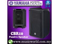 "Yamaha CBR10 700W 10"" 2-way Passive Speaker Loudspeaker Amplifier PA (CBR 10)"
