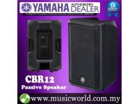 "Yamaha CBR12 700W 12"" 2-way Passive Speaker Loudspeaker Amplifier PA (CBR 12)"