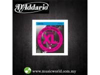D'ADDARIO EXL170 Nickel Wound Bass, Light, DADDARIO BASS GUITAR STRINGS