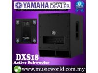 "Yamaha DXS18 18"" Active Powered Subwoofer Loudspeaker Speaker 800W / 1020W PA (DXS 18)"