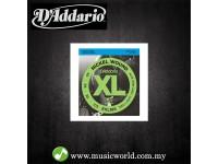 D'ADDARIO  EXL165 Nickel Wound Bass, Custom Light, DADDARIO BASS GUITAR STRINGS