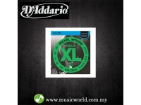D'ADDARIO  EXL220-5 Nickel Wound 5-String Bass, Super Light, DADDARIO BASS GUITAR STRINGS