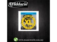 D'ADDARIO EXL125 Nickel Wound, Super Light Top/ Regular Bottom, DADDARIO ELECTRIC GUITAR STRINGS