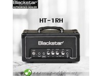 Blackstar HT-1RH 1-Watt Tube Head Electric Guitar Amp Amplifier with Reverb (HT1RH)
