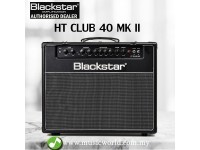 "Blackstar HT Club 40 Mark II 40-watt 1x12"" Tube Combo Amplifier Electric Guitar Amp"