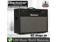 "Blackstar HT Stage 60 112 Mark II Electric Guitar Amplifier 60-watt 2x12"" Combo Amp"