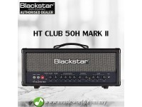 Blackstar HT Club 50 Mark II 50-watt Tube Head Guitar Amplifier Combo Amp