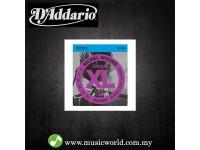 D'ADDARIO  EXL120 Nickel Wound, Super Light, DADDARIO ELECTRIC GUITAR STRINGS