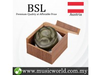 BSL Leto 8002 Silver Rosin Professional Series for Violin Viola Cello Double Bass Light and Low Dust