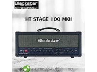 Blackstar HT Stage 100 Mark II 100-watt Guitar Amplifier Head Tube Amp