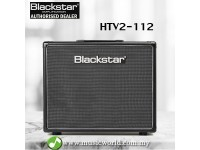 Blackstar HTV2 112 MkII Extension Cabinet Electric Guitar Amplifier Valve Amp (HTV-112)