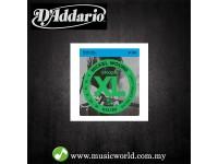 D'ADDARIO EXL130 Nickel Wound, Extra-Super Light, DADDARIO ELECTRIC GUITAR STRINGS