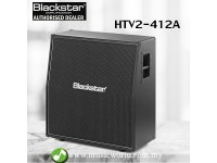 Blackstar HTV2 412A MkII Angled Extension Cabinet Electric Guitar Amp (HTV-412A)