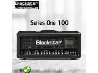 Blackstar Series One 100 Watt Tube Head Guitar Amp Amplifier (S1-100)