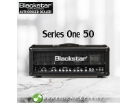 Blackstar Series One 50 Watts Head Guitar Amplifier Amp (S1-50)