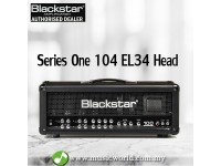 Blackstar Series One 104EL34 100 Watt Tube Head Guitar Amplifier Amp with Effect