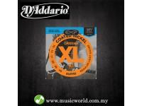 D'ADDARIO  EXP110 Coated Nickel Wound, Light, DADDARIO CLASSICAL GUITAR STRINGS