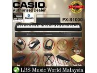 Casio PX-S1000 88 Keys Digital Piano Black Keyboard Portable Package Electric Keys (PXS1000 / PX1000)