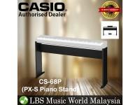 Casio CS-68PBK Privia Stand Black For PX-S Series Digital Piano Keyboard (CS68 PBK)