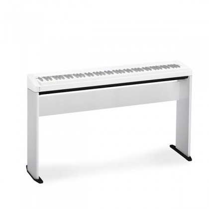 Casio CS-68PWE Privia Stand White For PX-S Series Digital Piano Keyboard (CS68 PWE)