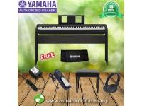 YAMAHA P-45 88 KEYS DIGITAL PIANO PREMIUM BUNDLE SET WITH BENCH PEDAL DUST COVER HEADPHONE (P45 / P 45)