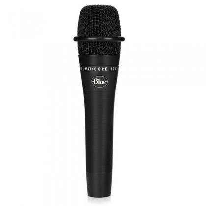 Blue Microphones enCORE 100 Black Dynamic Handheld Vocal Instrument Microphone Mic
