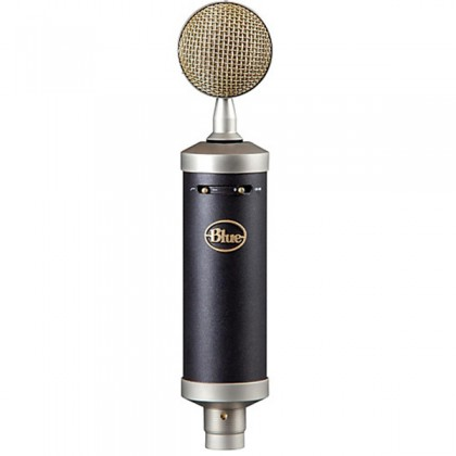 Blue Microphones Baby Bottle Large Diaphragm Studio Condenser Microphone Mic