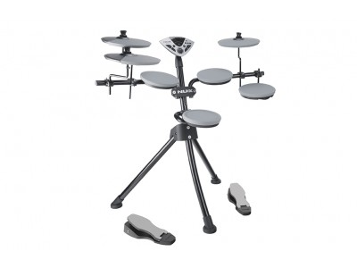 NUX DM1 ELECTRICAL DRUM SET DIGITAL DRUM WITH DRUM STICK HEADPHONE AMPLIFIER DRUM STOOL