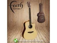 FAITH Acoustic Folk Guitar FASCE - Apollo Saturn Cut/Electro