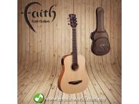 FAITH Acoustic Folk Guitar FDS - Nomad Mini-Saturn Electro